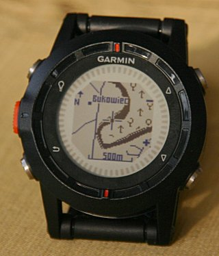 Maps for Garmin fenix | GMapTool