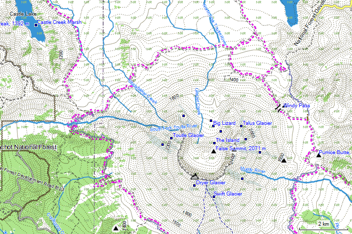 USA Pacific OSM Topo Routable GMapTool